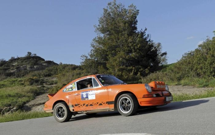 Zweite Etappe der XVI. Rally Costa Brava Històric