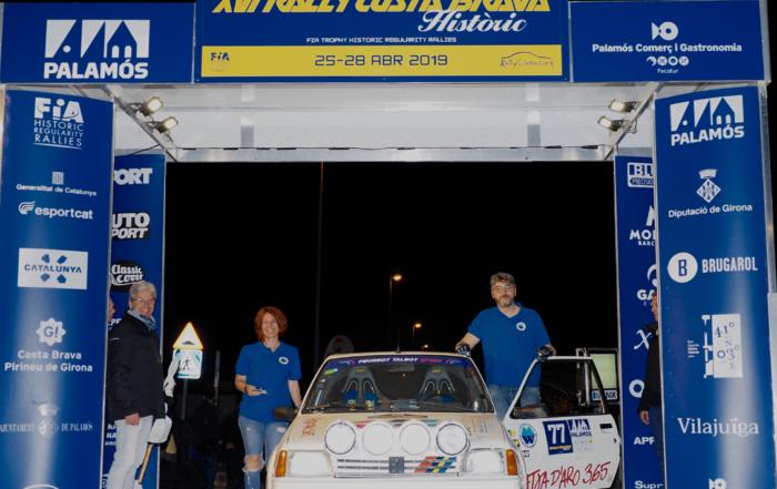 XVII. Rally Costa Brava Històric in 5 Monaten!