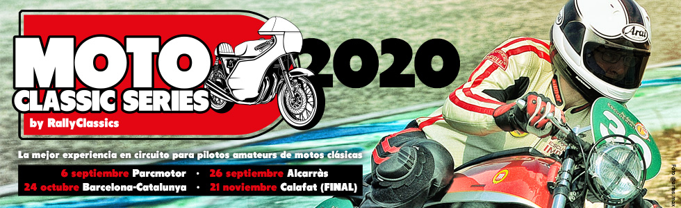 Moto Classic Series 2020 Parcmotor