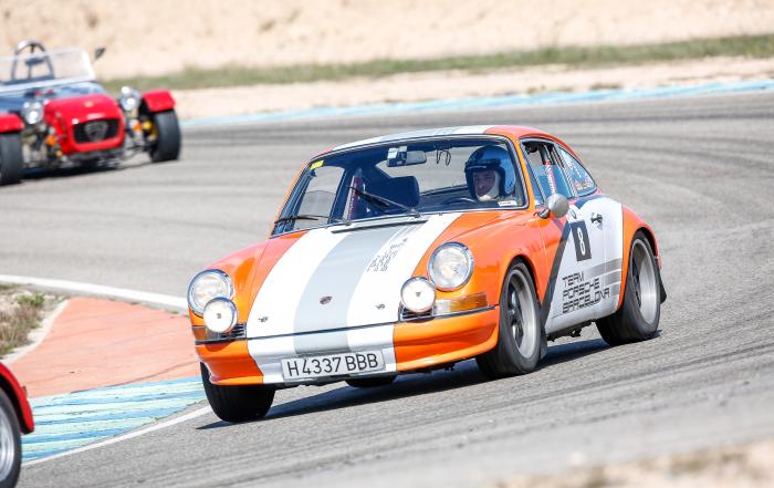 Marcó y Prenafeta, lideran las BMW Classic Series