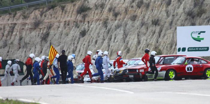 José Luis Marcó gana y es más líder de las BMW Classic Series