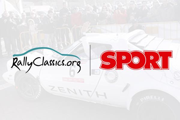 El Diario Sport se inscribe como nuevo Media Partner de RallyClassics