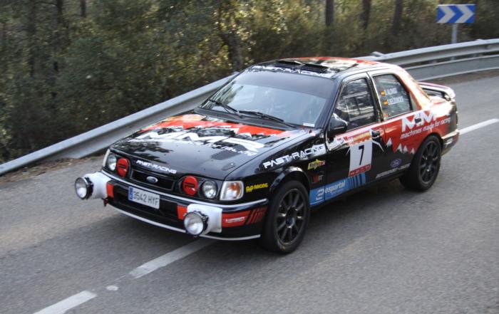 Rally Costa Brava «Hall of Fame» (2016)