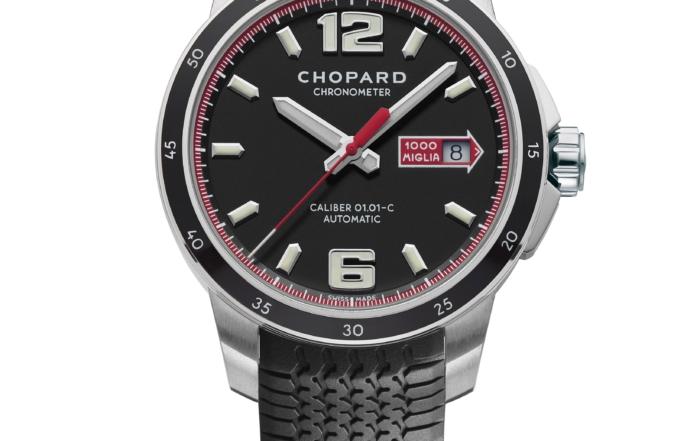 Chopard, montre officielle des Porsche Classic series