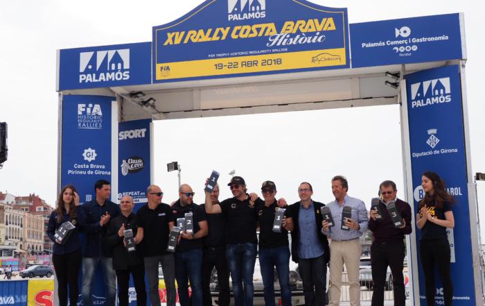 Un Rally Costa Brava pour l'histoire