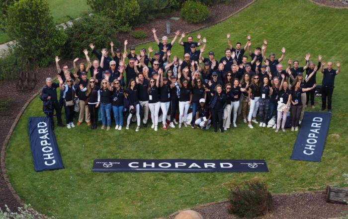 Gran ambiente en el 2º Chopard Rally