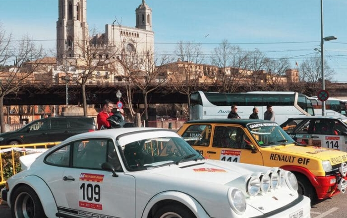 We celebrate that tomorrow we open pre-registrations of the oldest Rally in Spain