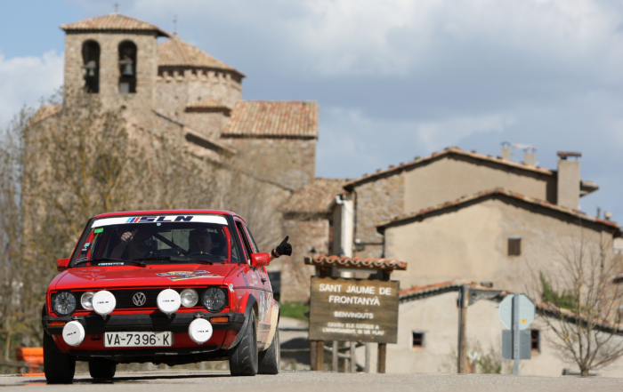 The XVII Rally Costa Brava Històric postponed until October