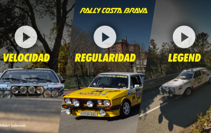 Los mejores momentos del 67 Rally Costa Brava