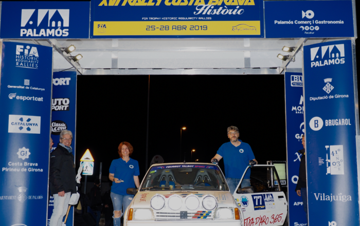 Only 5 months for the XVII Rally Costa Brava Històric!