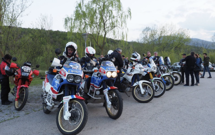 Motorcycle registration record in the XVII Rally Costa Brava Històric!
