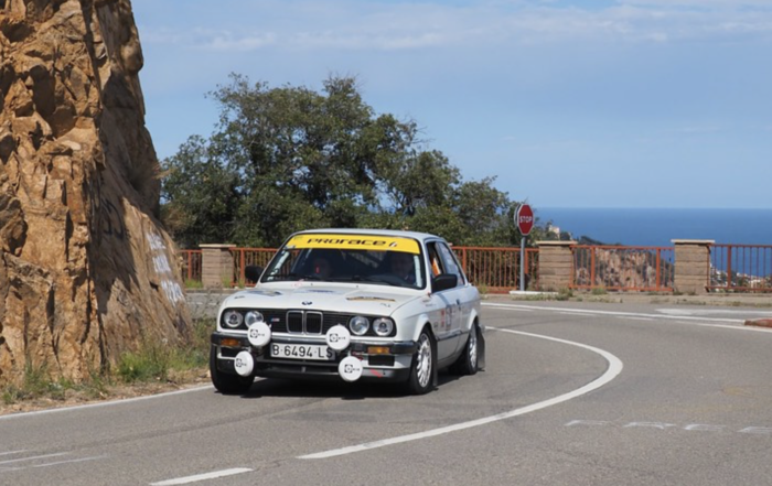 Only two months for the  XVII Rally Costa Brava Històric