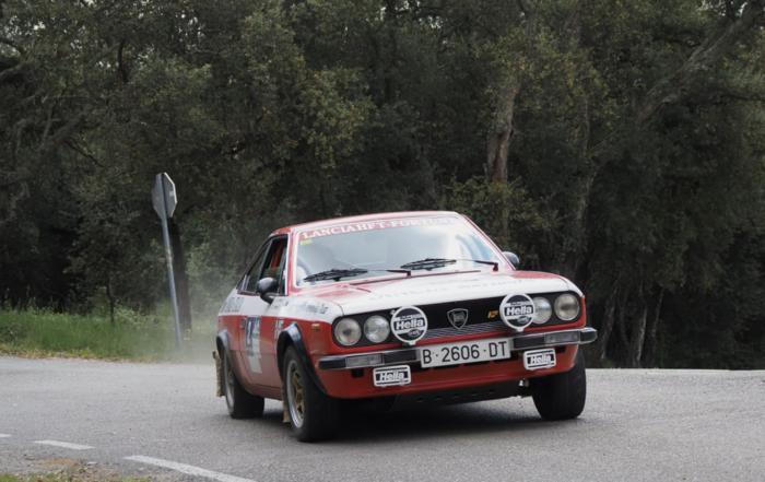 ¡Vive una gran aventura en el XVII Rally Costa Brava Històric!