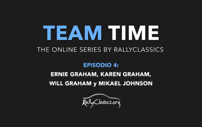 TEAM TIME // Episodi 4: Família Graham i Mikael Johnson
