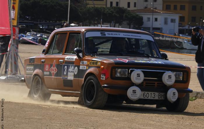 Back to the XVI Rally Costa Brava Històric