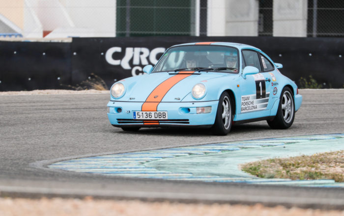Si las restricciones sanitarias lo permiten, las Porsche Classic Series de Calafat se disputarán el 28 de noviembre