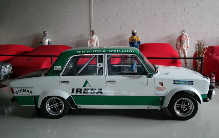 L'equip IRESA, aquest dissabte al Circuit d'Alcarrás