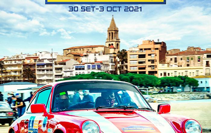 Engagements ouverts pour le XVIIIe Rally Costa Brava Històric 2021