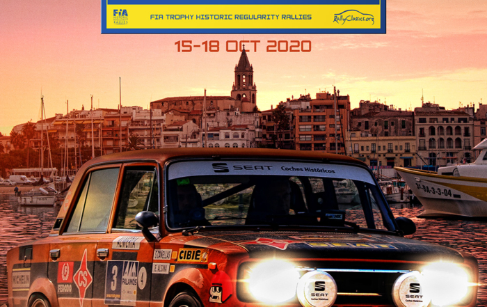 One month left for the XVII Rally Costa Brava Històric!