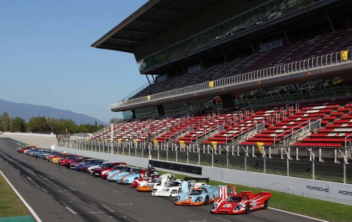 Las dos citas pendientes de las Porsche Classic Series se aplazan a principios de 2021