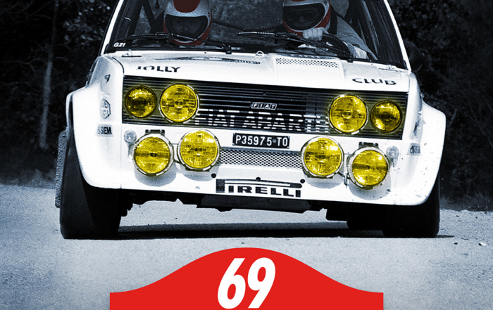 Presented the 69th Rally Costa Brava FIA