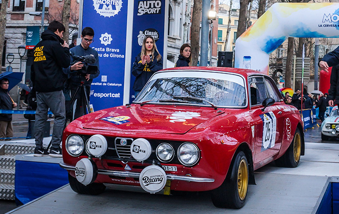 Almost 300 teams have pre-registered for the 69 Rally Costa Brava