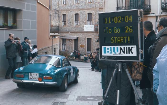 Die Bedeutung von Blunik für den Erfolg unserer Gleichmäßigkeitsrallyes
