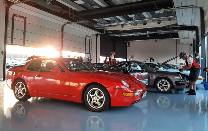 Porsche 968, un coche ideal para las Porsche Classic Series