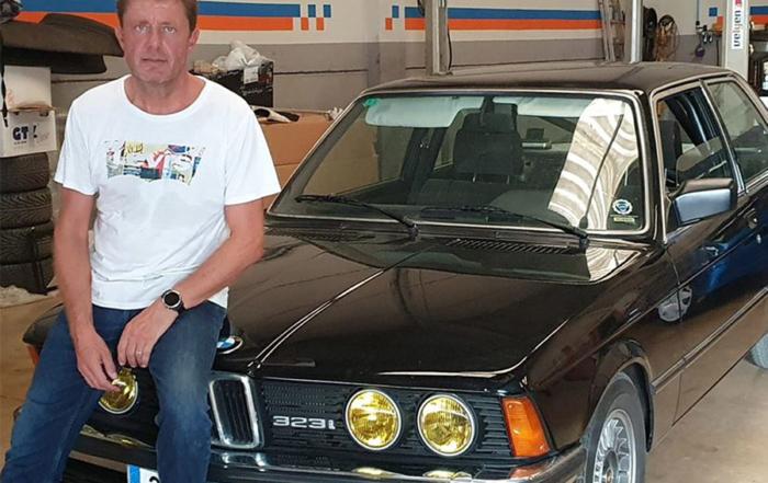 Luis Climent estará en el XVIII Rally Costa Brava Històric