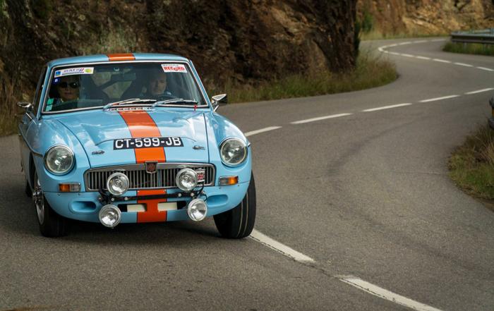 Participa en el Navarra Historic Rally, ¡el nuevo reto de este 2021!