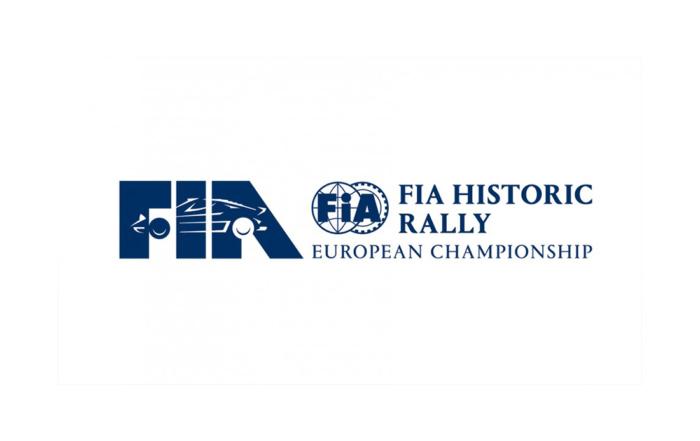 Cambio de imagen del FIA European Historic Rally Championship