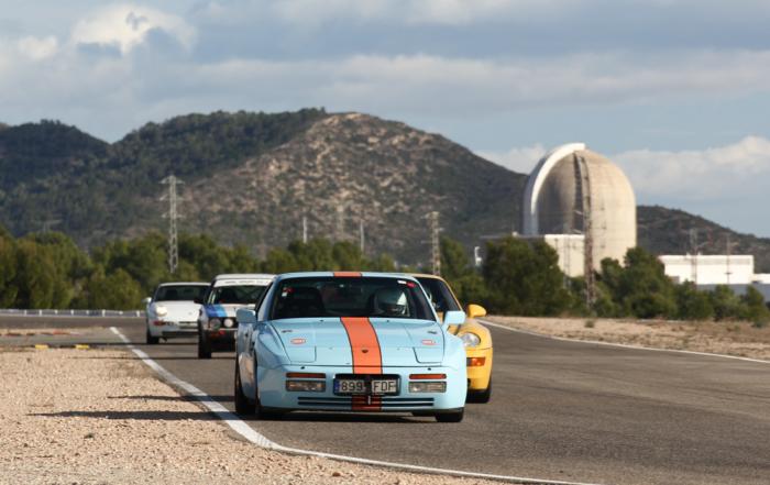 Spectacle et émotion aux Porsche Classic Series de Calafat, avec tous les titres encore à décider lors de la Grande finale