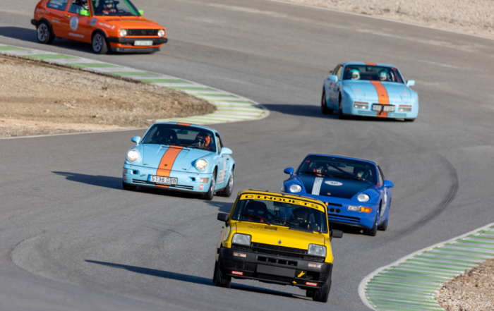 Parcmotor Castellolí met un point final aux Porsche Classic Series 2020