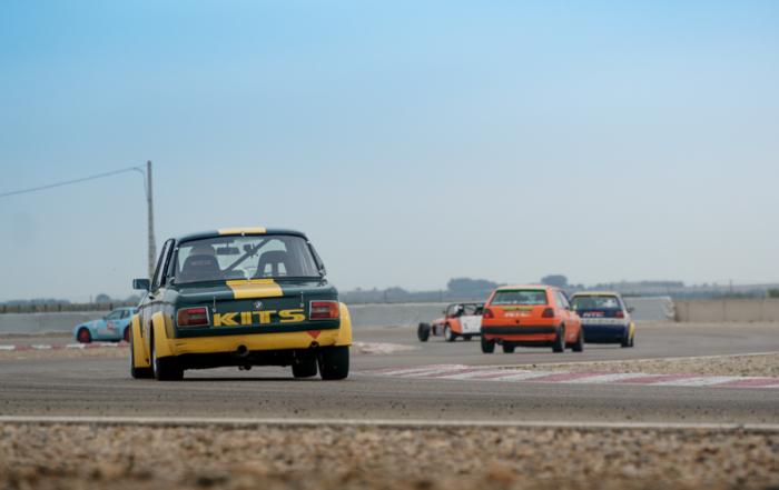 Emoción y diversión hasta el final en la primera cita de las Porsche Classic Series 2021