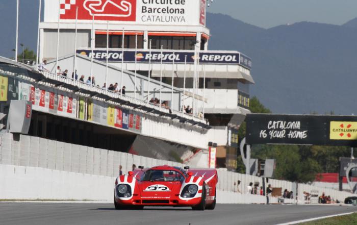Las Porsche Classic Series se deciden en el Circuit de Barcelona-Catalunya