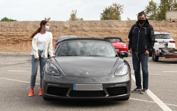 Diego et Paula Rodríguez: «Les Porsche Gentlemen sont une expérience recommandable à 100%»