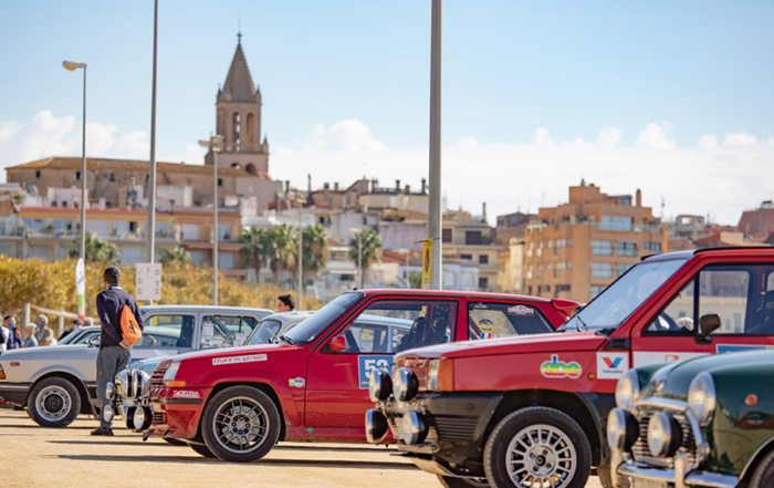 The Rally Costa Brava Històric, candidate to host the FIA Trophy Final in 2022