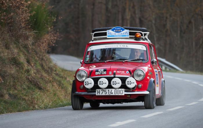 El XIX Rallye d'Hivern se aplaza al 20 de febrero