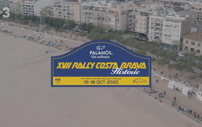 Die Zusammenfassung der XVII. Rally Costa Brava Històric im Programm Km 0 von Esport3 jetzt verfügbar