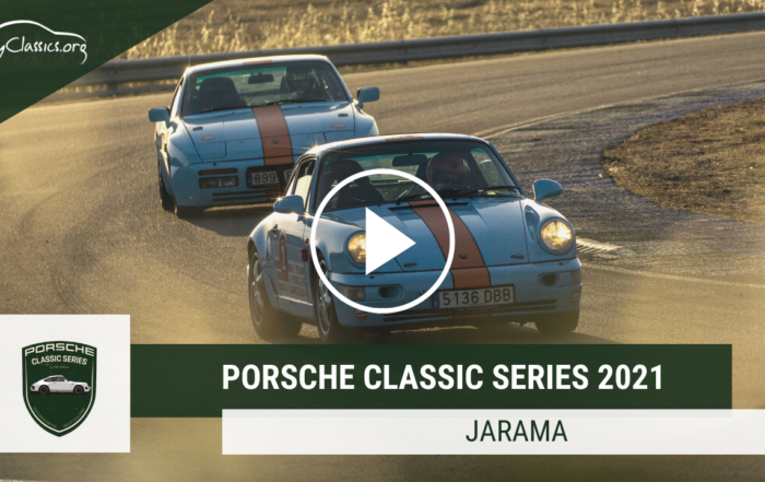 El fair-play reina en las Porsche Classic Series del Jarama