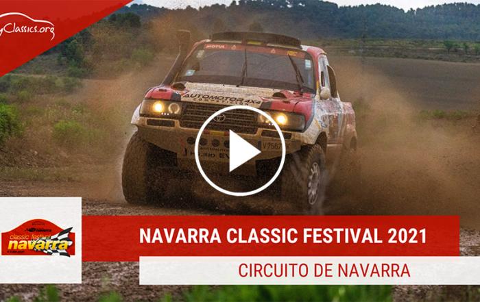 Ya disponible el vídeo oficial del Navarra Classic Festival 2021