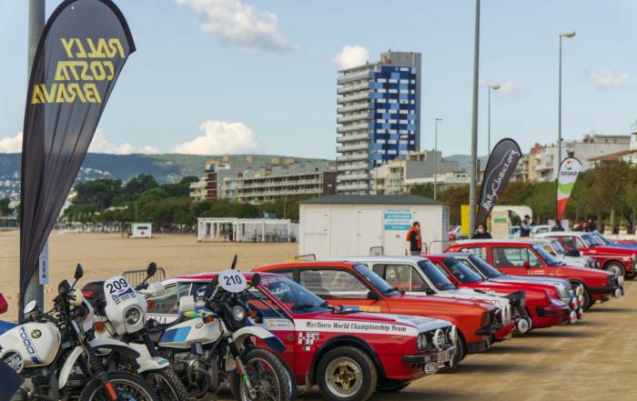 Encore tout à décider avant la dernière étape du XVIIe Rally Costa Brava Històric