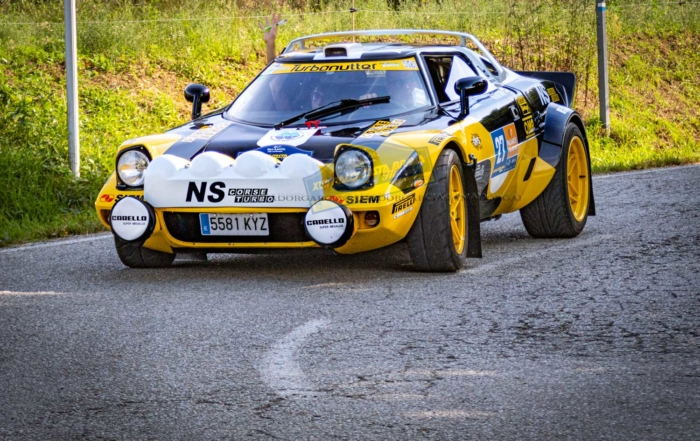 Now available more than 300 photos from the XVIII Rally Costa Brava Històric