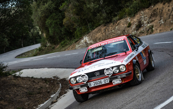 XVIII Rally Costa Brava Històric: Fourth win for Carles Fortuny / Carles Jiménez con el RCBH